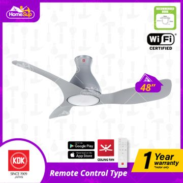 KDK Ceiling Fan K12UC