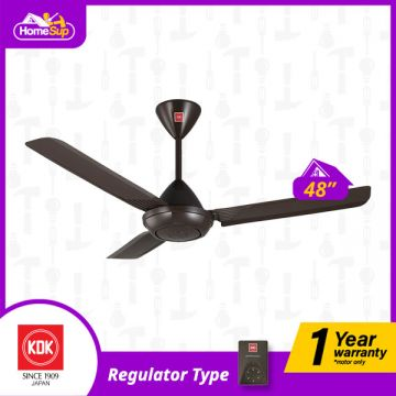 KDK Ceiling Fan K12V0-PBR