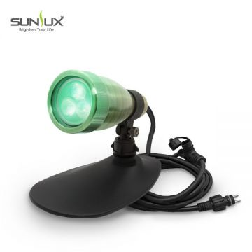 Sunlux Outdoor Lighting K10004EB-RGB