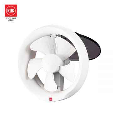 KDK Glass Mounted Ventilating Fan 15WUD