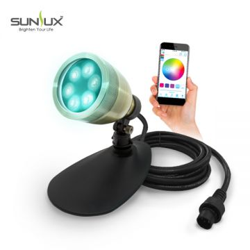 Sunlux Outdoor Lighting K1206-RGB